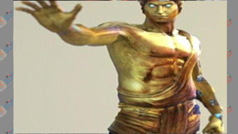 Colossus of Rhodes - Boss God of War 2