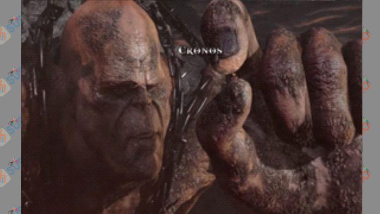 Cronos - Boss God of War 3