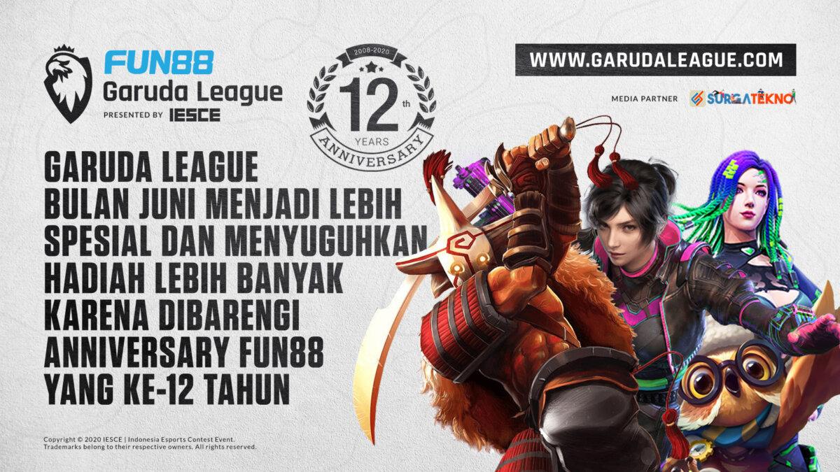 Doorprize Garuda League Lebih Banyak