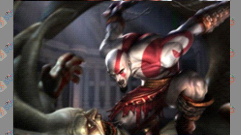 Euryale - Boss God of War 2