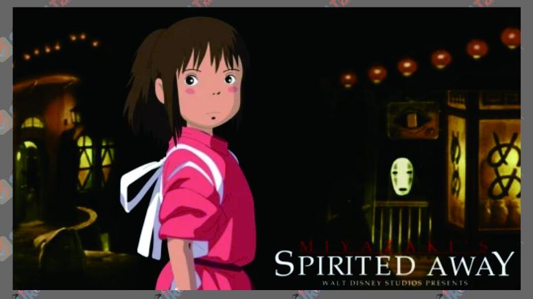 Film Animasi Spirited Away (2001)
