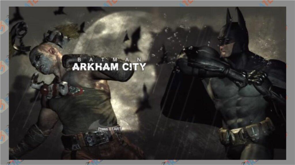 Game Batman Arkham City