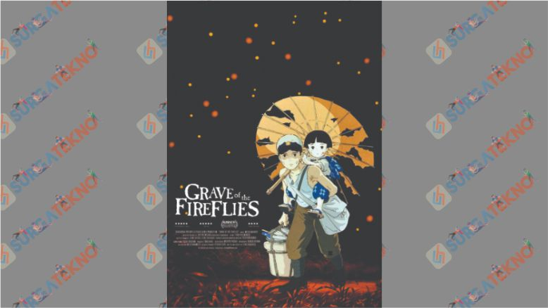 Grave of Fireflies (1988)