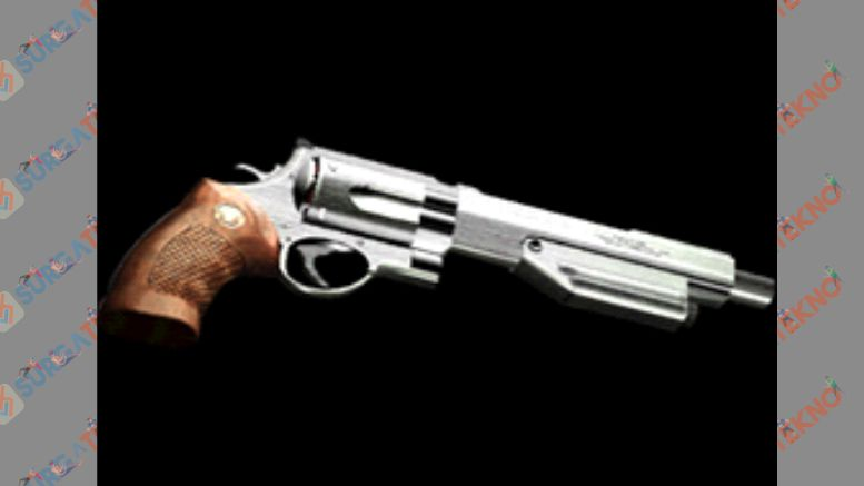 Hand Cannon Resident Evil 4