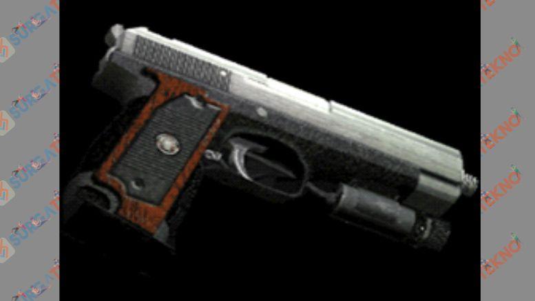 HandGun di Resident Evil 4