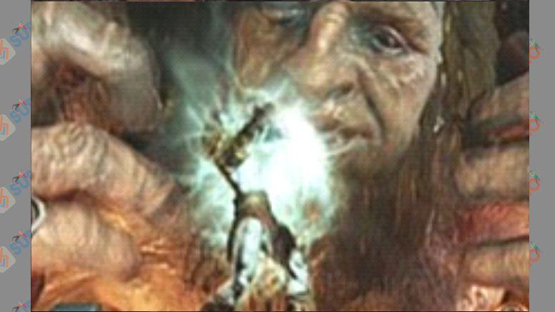 Hephaestus - Boss God of War 3