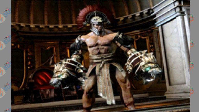 Hercules - Boss God of War 3