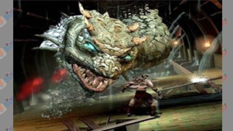 Hydra - Boss God of War