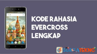 Photo of Kode Rahasia Evercoss [Lengkap]