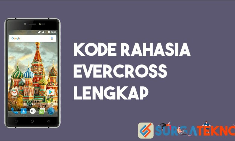 Kode Rahasia Evercross