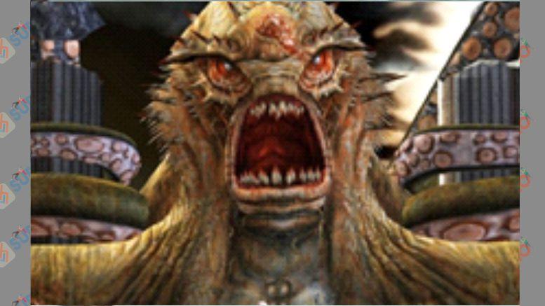 Kraken - Boss God of War 2