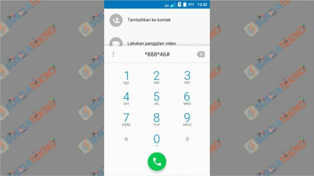Langkah 1. Cara Upgrade Kartu Telkomsel ke 4G - Nomor Masih 3G