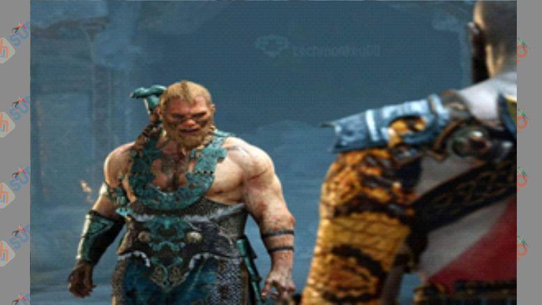 Magni - Boss God of War 4