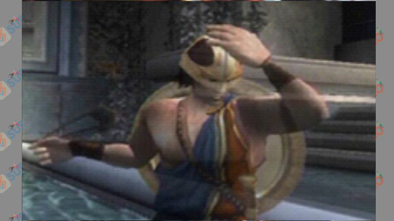 Perseus - Boss God of War 2