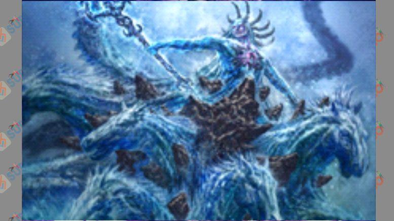 Poseidon - Boss God of War 3