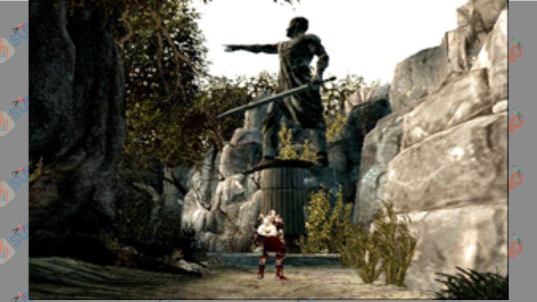 Posisi Pintu Tempat Urn of Olympus