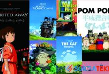 Photo of 10 Rekomendasi Film Animasi Studio Ghibli