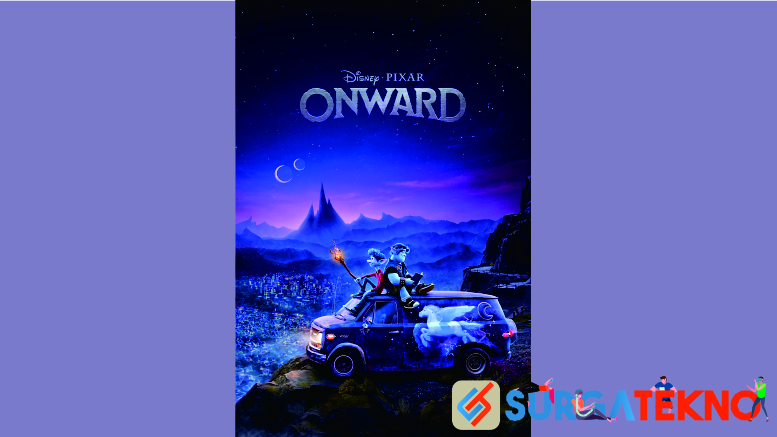Review Film Onward 2020