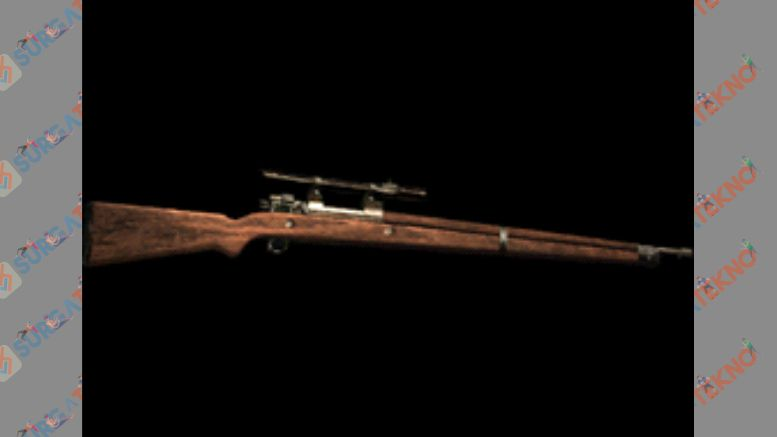 Rifle di Game Resident Evil 4 PlayStation 2