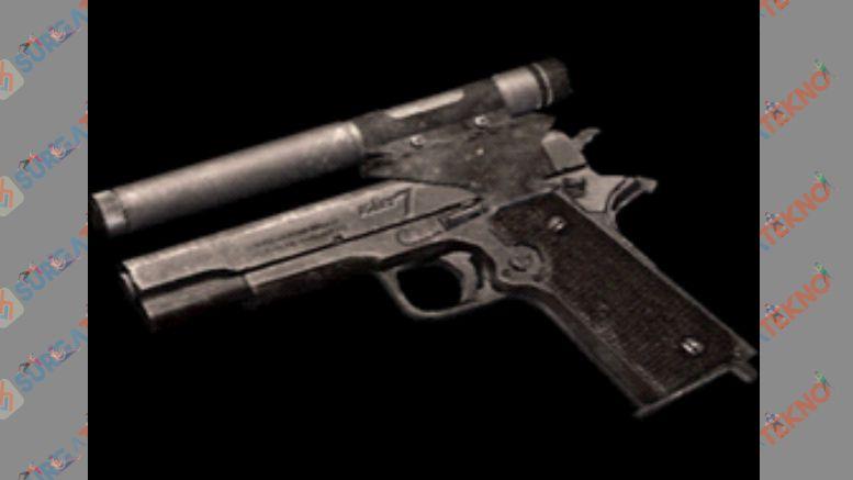 Senjata Killer7 di Game Resident Evil 4