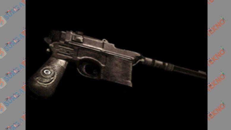 Senjata Red 9 di Resident Evil 4