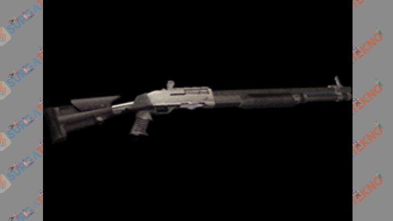 Senjata Riot Gun Game Resident Evil 4
