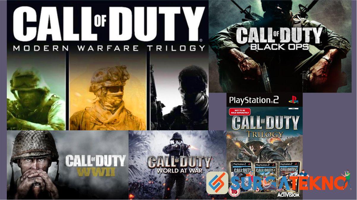 Seri Game Call of Duty