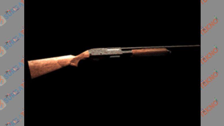 Shotgun di Game Resident Evil 4