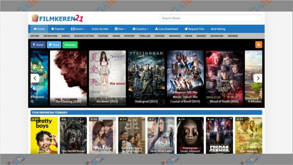 Situs FilmKeren21
