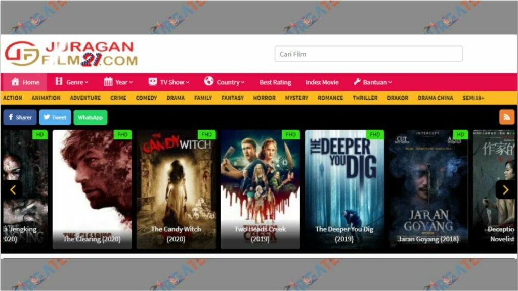 Situs JuraganFilm21