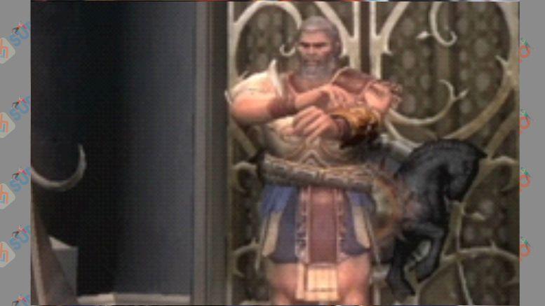Theseus - Boss God of War 2
