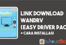 Photo of Wandrv (Easy Driver Pack) Terbaru