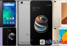 Photo of 10 Smartphone Xiaomi dengan Layar 5 Inchi
