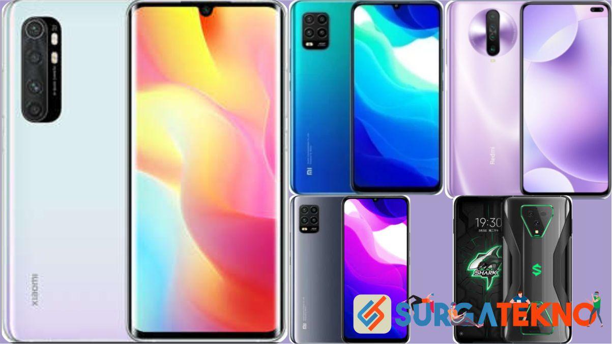 Xiaomi Layar AMOLED