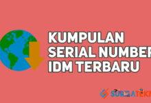 Photo of Kumpulan Serial Number IDM Terbaru