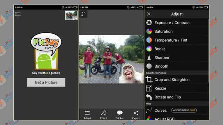 Aplikasi PicSay
