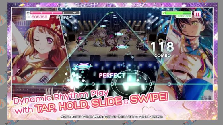 BanG Dream! Girls Band Party! - Game Rhythm Android