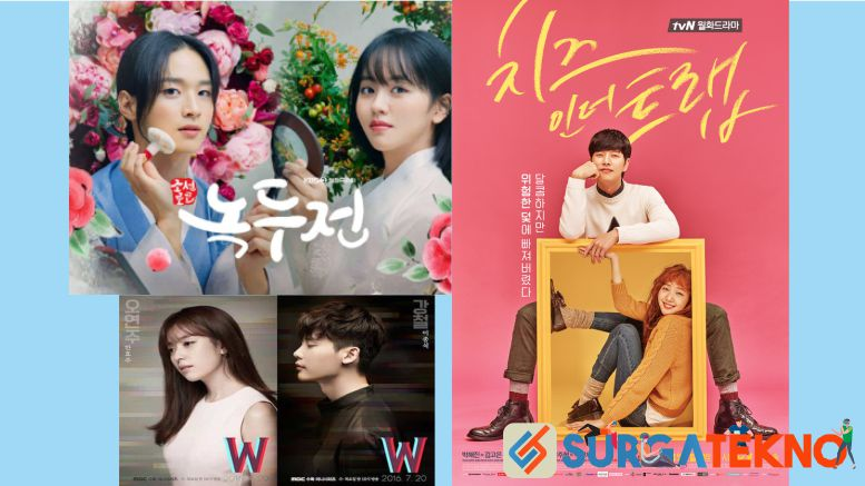 Drama Korea yang Diadaptasi dari Webtoon