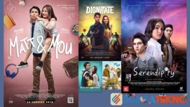 Photo of 5 Film Indonesia Adaptasi Wattpad