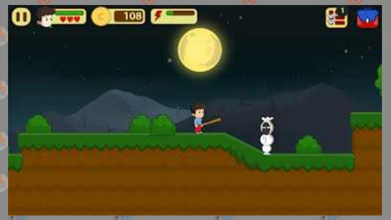 Game Pocong Hunter