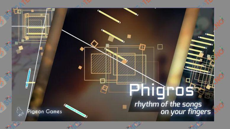 Game Rhythm Phigros