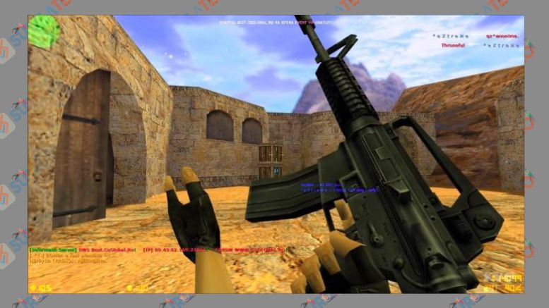 Gameplay Counter Strike Condition Zero
