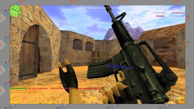Gameplay Counter Strike Condition Zero