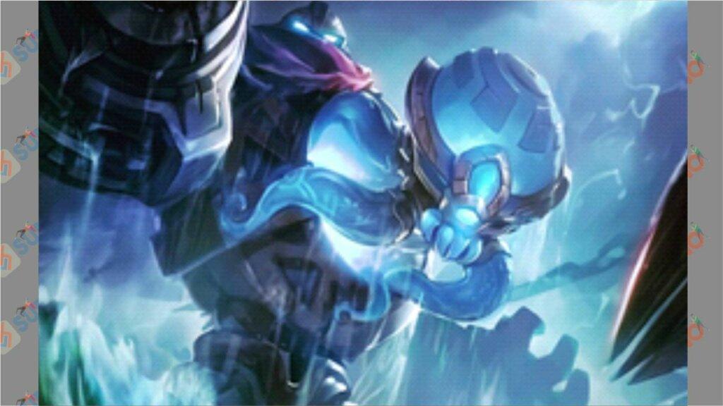Hero Mobile Legends - Atlas