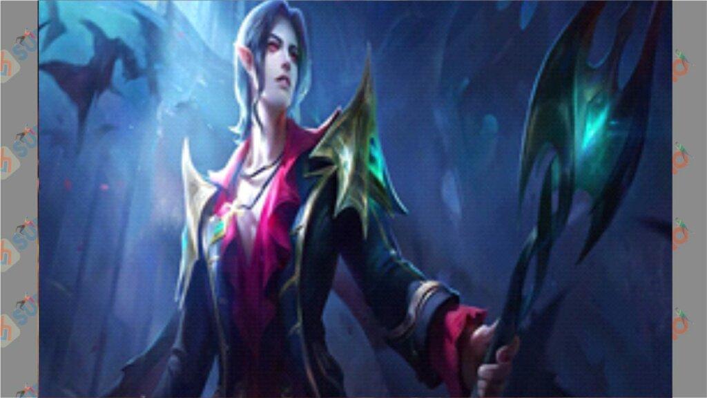 Hero Mobile Legends - Cecilion