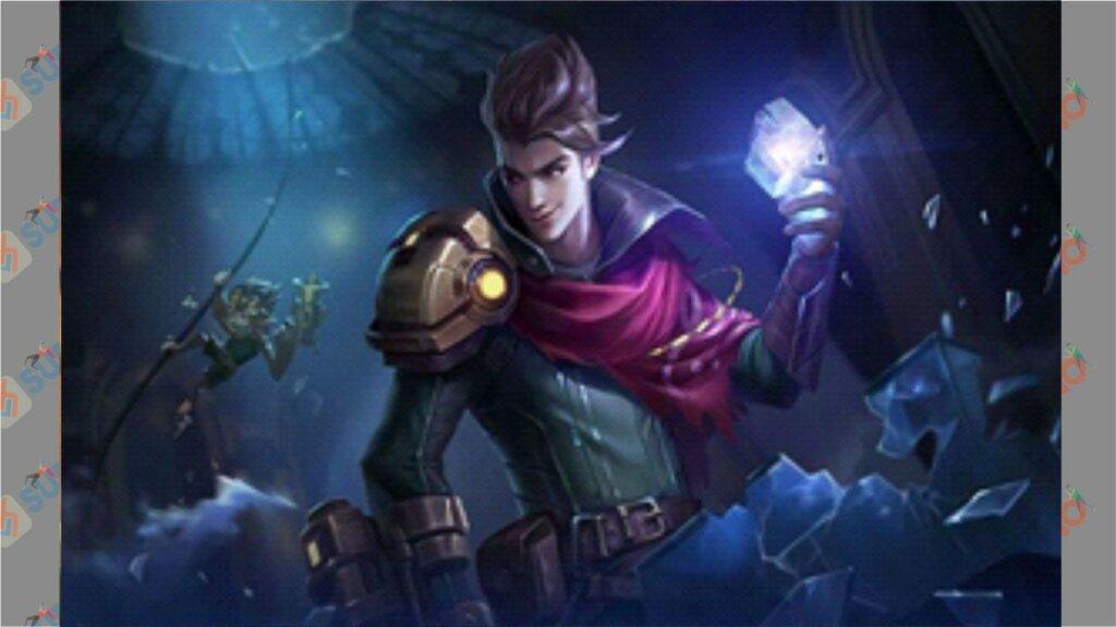 Hero Mobile Legends - Claude