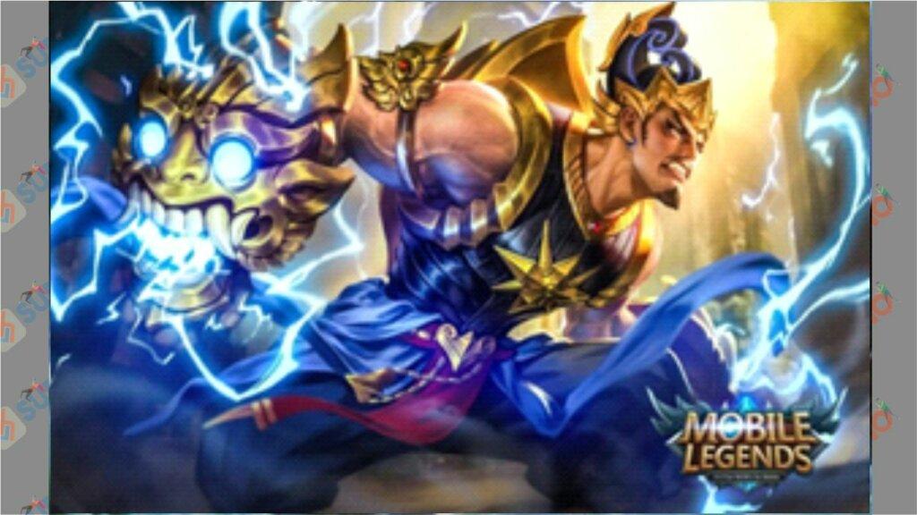 Hero Mobile Legends - Gatotkaca