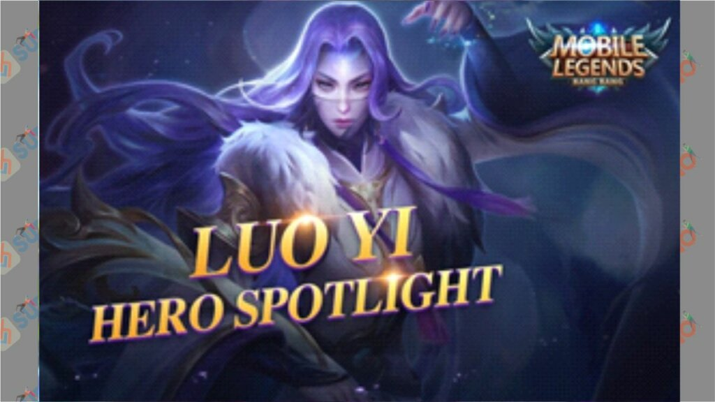 Hero Mobile Legends - Luo Yi