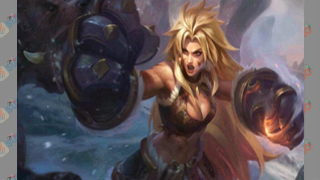 Hero Mobile Legends - Masha