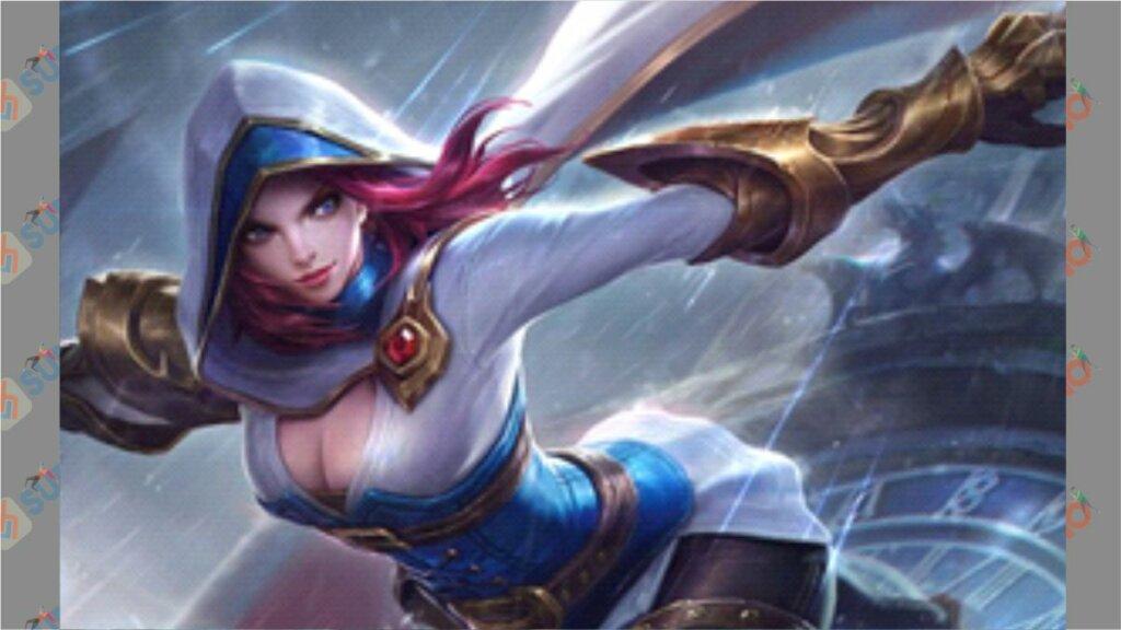 Hero Mobile Legends - Natalia